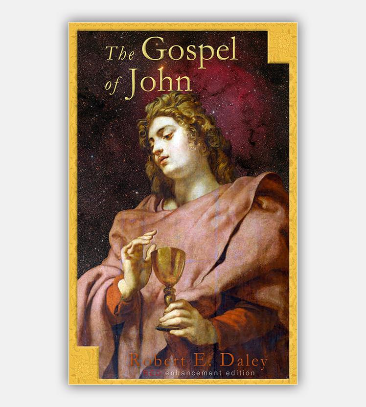The Gospel of John: Red Enhancement Edition